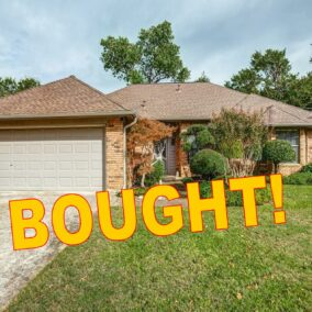 5003 Overridge Drive, Arlington, TX  76017, BOUGHT!