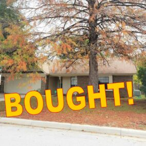 1005 Blue Carriage Lane N., Fort Worth, TX 76120, BOUGHT!