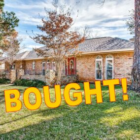 4604 Weyhill Drive, Arlington, TX  76013, BOUGHT!
