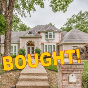 6066 Forest River Drive, Fort Worth, TX  76112, BOUGHT!