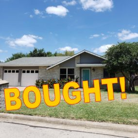 5101 Lasalle Drive, Arlington, TX  76016, BOUGHT